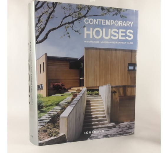 Contemporary Houses. Moderne Huse. Moderna hus. Moderneja Taloja af Antonio Corcuera