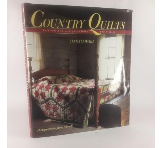 Country quilts af Linda Seward