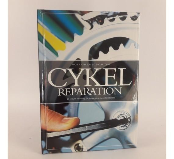 Politikens bog om cykelreparation af Richard Ballantine og Richard Grant