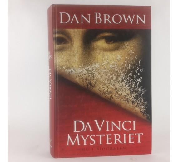Da vinci mysteriet af Dan Brown