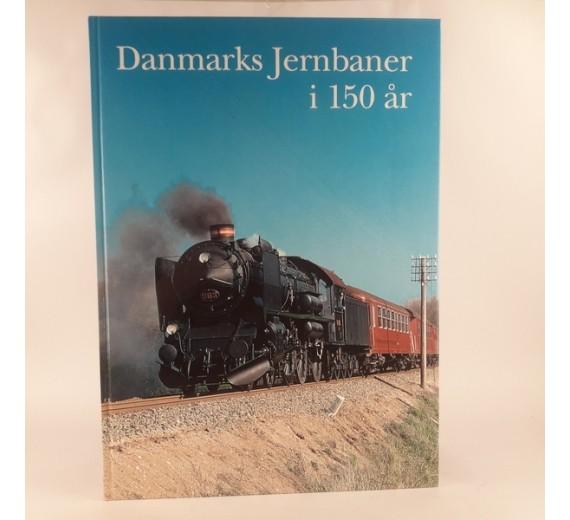 Danmarks jernbaner i 150 år af Jan Koed