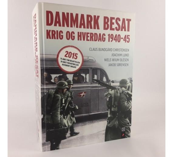 Danmark besat af Claus Bundgård Christensen m. fl