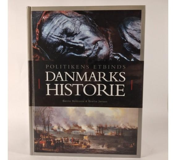 Politikens Etbinds Danmarkshistorie af Benito Scocozza og Grethe Jensen