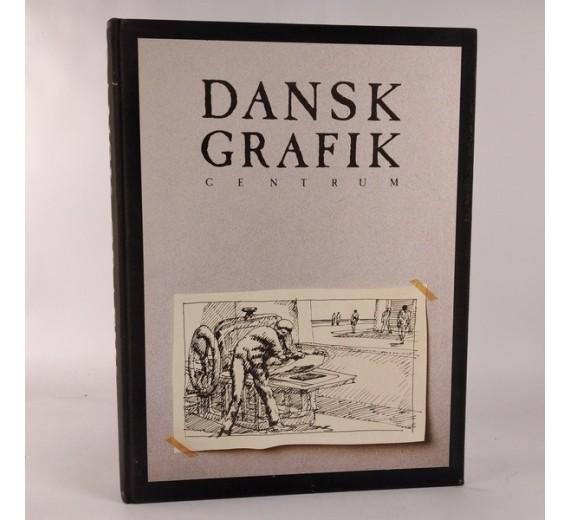 Dansk grafik - gennem 25 år, indledende tekst ved bent irve