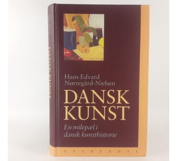 Dansk Kunst af Hans Edvard Nørregård-Nielsen