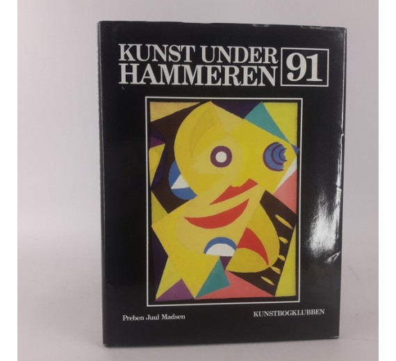 Kunst under hammeren - Preben Juul Madsen - Årgang 1991