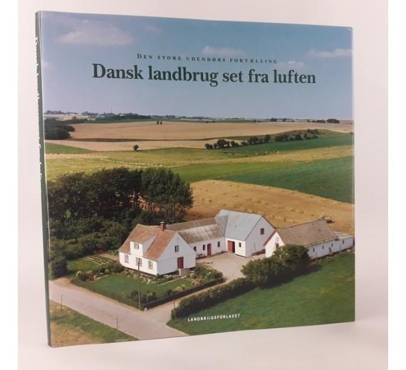 Dansk landbrug set fra luften