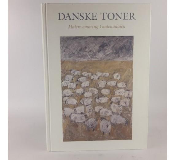 Danske toner. - malerne omkring gudenådalen af Elisabeth Manthos