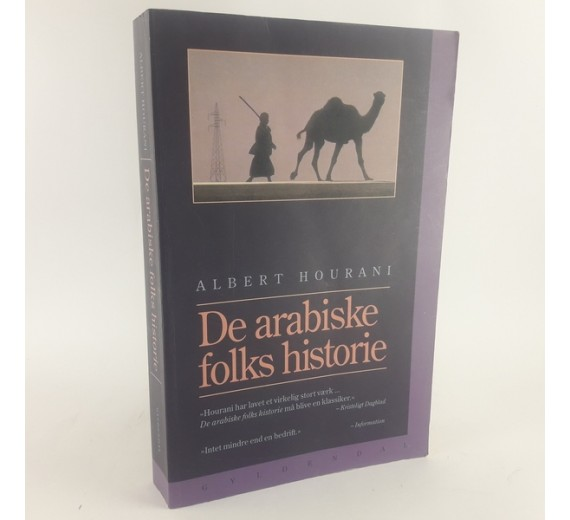 De arabiske folks historie af Albert Hourani