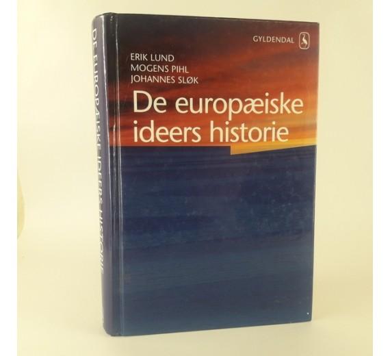 De europæiske ideers historie