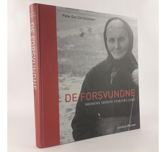 De forsvundne af Palle Ove Christiansen - Hedens sidste fortællere