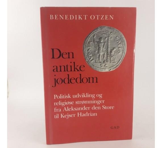 den antikke jødedom af Benedikt Otzen