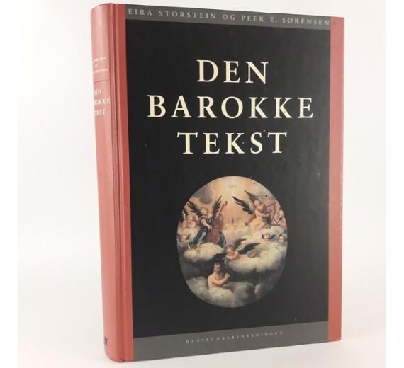 Den barokke tekst af Eira Storstein og Peer E. Sørensen