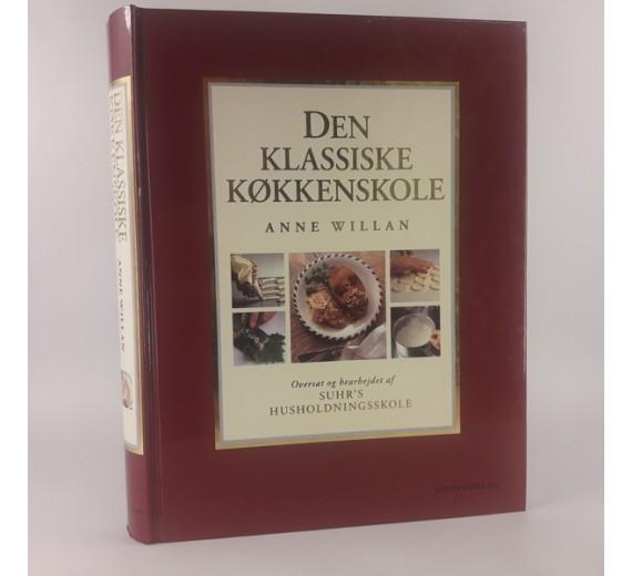 Den klassiske køkkenskole af Anne Willan