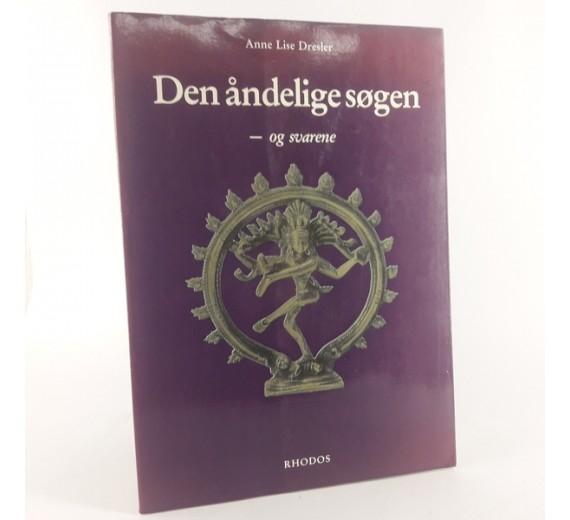 Den åndelige søgen - og svarende af Anne Lise Dresler