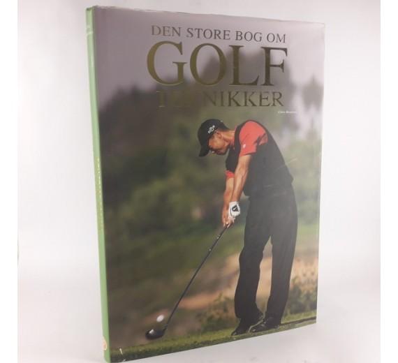 Den store bog om golfteknikker af Chris Meadows