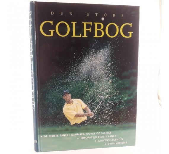 Den store golfbog 1998, af Havik, Knut