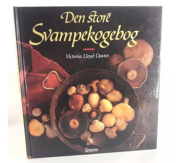 Den store svampebog af Victoria Lloyd-Davies