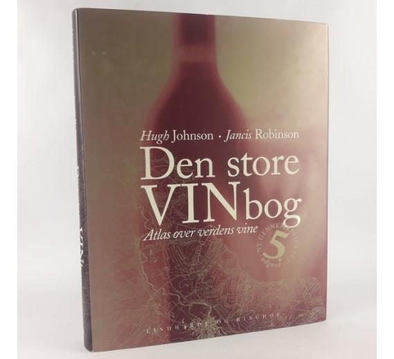 Den store vinbog af Hugh Johnson og Jancis Robinson