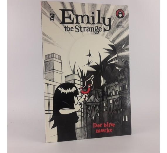 Emily The Strange Nr. 3 der bliver mørke af Rob Reger