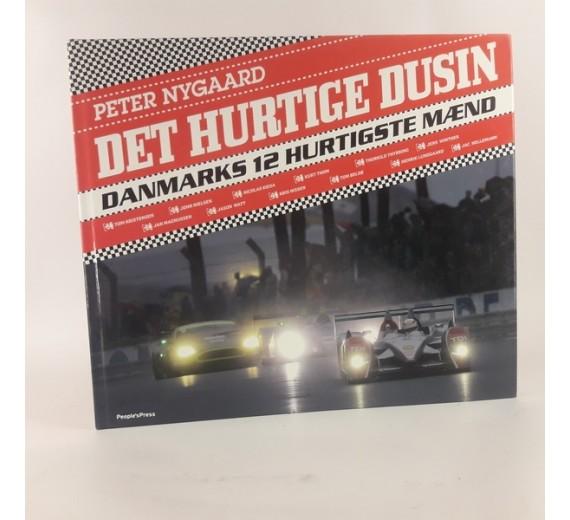 Det hurtige dusin. Danmarks 12 hurtigste mænd af Peter Nygaard
