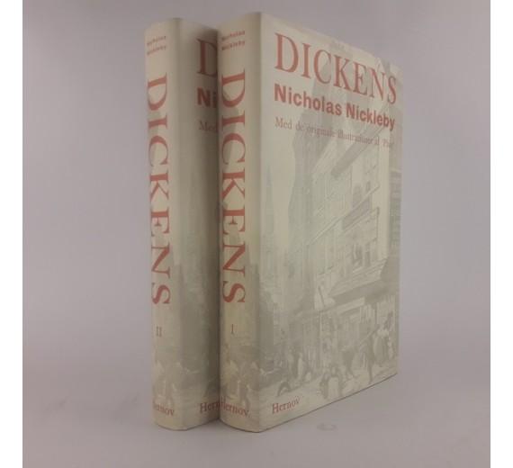 DICKENS af Nicholas Nickleby