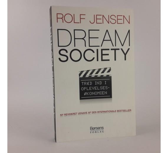 Dream society af Rolf Jensen