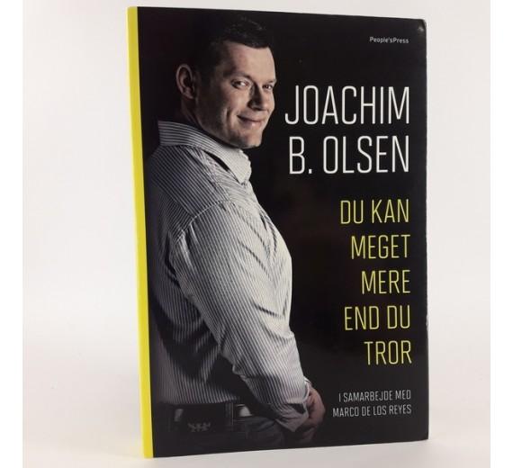 Du kan meget mere end du tror af Joachim B. Olsen