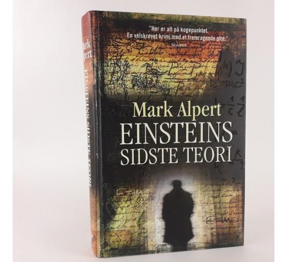 Einsteins sidste teori af Mark Alpert