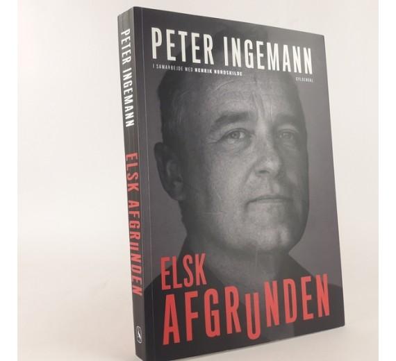 Elsk afgrunden, en biografi af Peter Ingemann