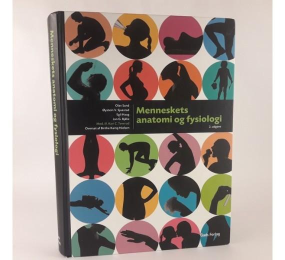 Menneskets anatomi og fysiologi af flere forfattere