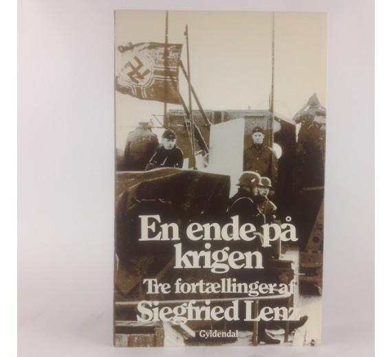 En ende på krigen - Tre fortællinger af Siegfried Lenz