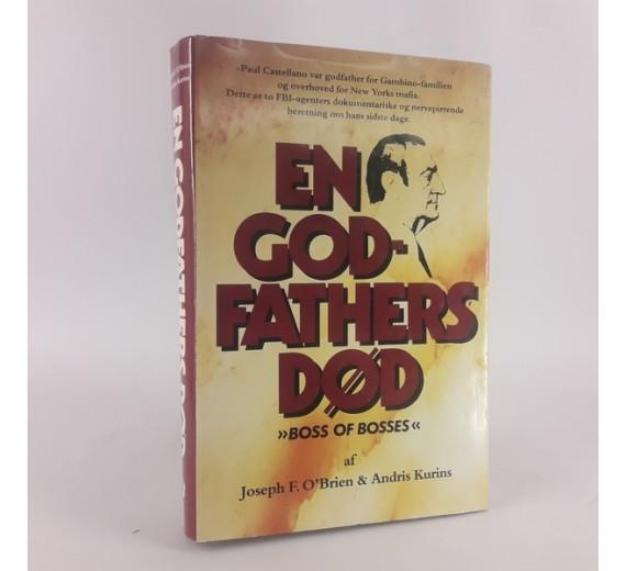 En godfathers død - boss of the bosses af Joseph F.O'Brien og Andris Kurins