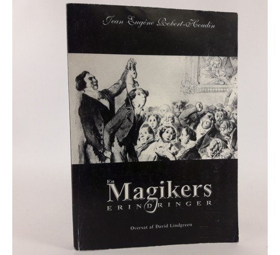En magikers erindringer af Jean Eugene Robert Hudini
