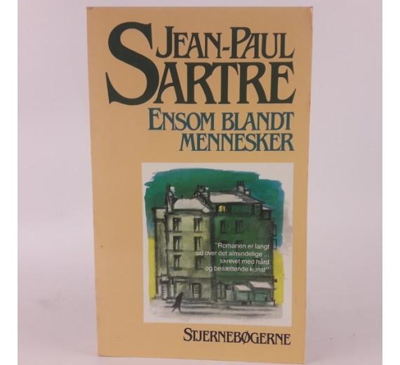 Ensom blandt mennesker af Jean-Paul Sartre