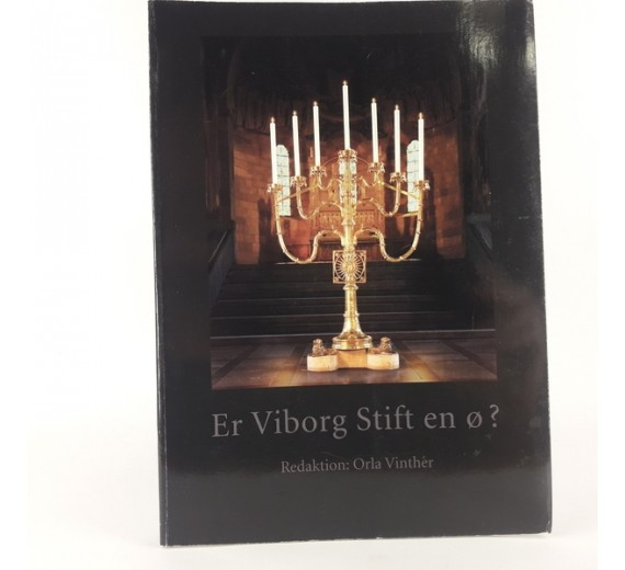 Er Viborg Stift en Ø?