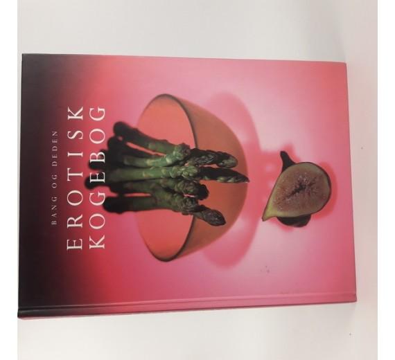 Erotisk kogebog af Simon Bang og Helene Deden