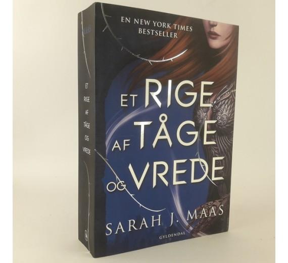 Et Rige af Tåge og Vrede - Feyre 2 af Sarah J. Maas