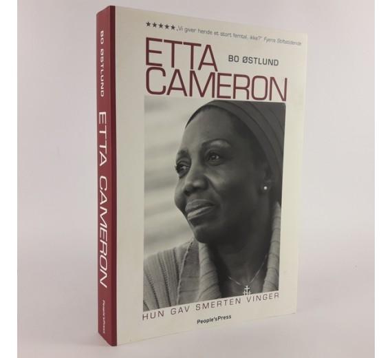 Etta Cameron - Hun gav smerten vinger skrevet af Bo Østlund og Etta Cameron