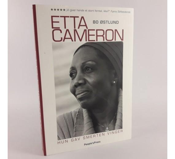 Etta Cameron - Hun gav smerten vinger af Bo Østlund og Etta Cameron