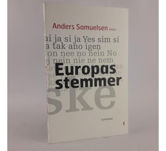 Europas stemmer af Anders Samuelsen (red.)