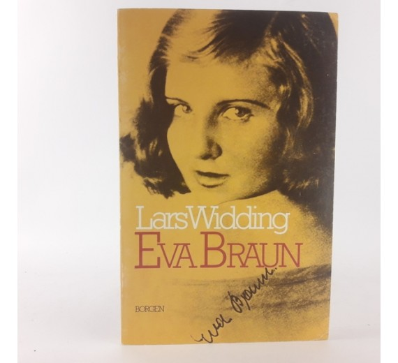 Eva Braun af Lars Widding
