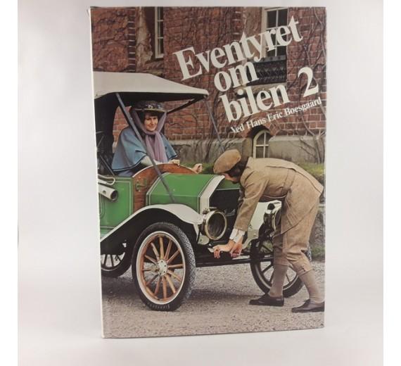 Eventyret om bilen 1-2 af Hans Eric Boesgaard