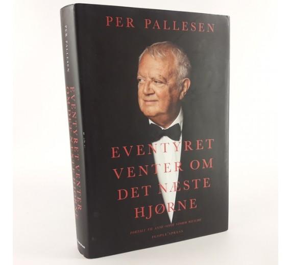 Eventyret venter om det næste hjørne af Per Pallesen.