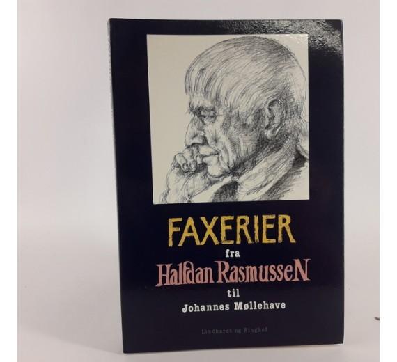 Faxerier Fra Halfdan Rasmussen til Johannes Møllehave