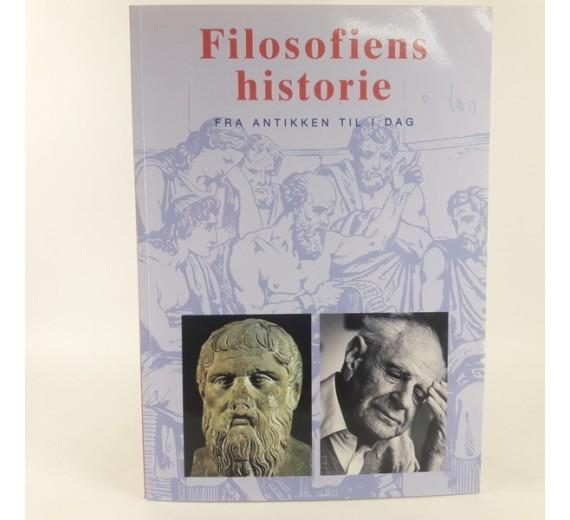 Filosofiens historie fra antikken til i dag af Christoph Delius