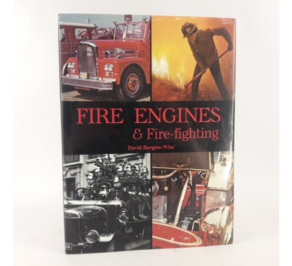 Fire engines & fire-fighting af David Burgess-Wise