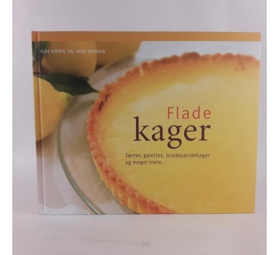Flade kager af Ilse König og Inge Prader