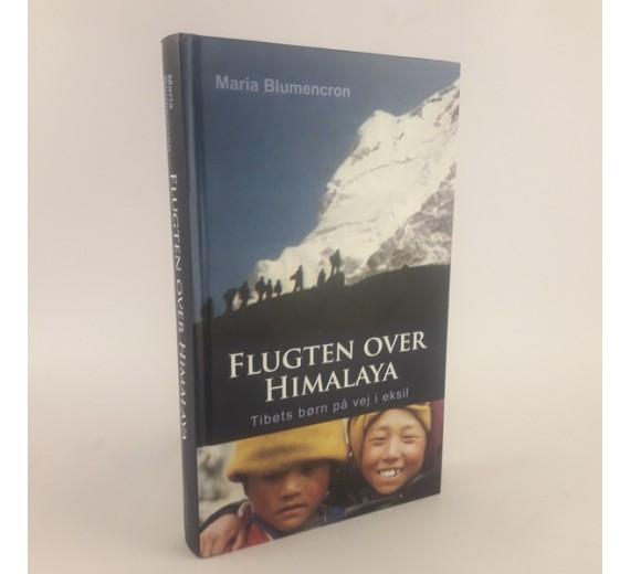 Flugten over Himalaya - Tibets børn på vej i eksil af Maria Blumencron