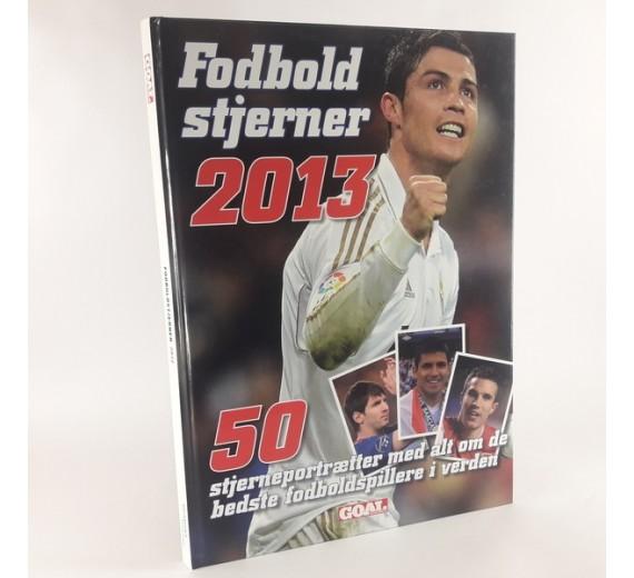 Fodboldstjerner 2013 50 stjerneportrætter med alt om de bedste fodboldspillere i verden.